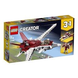 LEGO 31086 L'avion futuriste