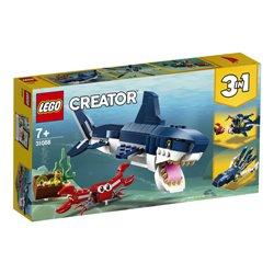 LEGO 31088 Les créatures sous-marines