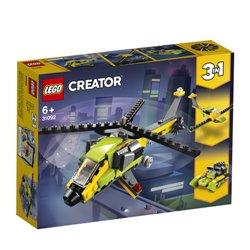 LEGO 31092 L'aventure en hélicoptère