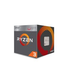 AMD CPU RAVEN RIDGE RYZEN 3 2200G 3,50GHZ AM4 6MB CACHE 65W RX VEGA GRAPHICS WRAITH STEALTH COOLER