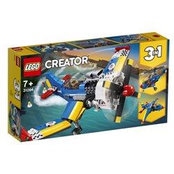 LEGO 31094 L'avion de course