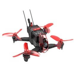 Walkera Rodeo 110 camera drone Quadcopter Black,Red 4 rotors 850 mAh WKRODEO110