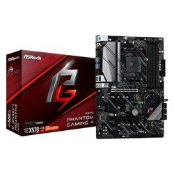Asrock X570 Phantom Gaming 4 placa mãe Ranhura AM4 ATX AMD X570 X570 PHANTOM GAM 4