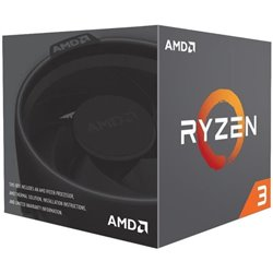 AMD CPU PINNACLE RIDGE RYZEN 3 1200 3,10GHZ AM4 10MB CACHE WRAITH STEALTH COOLER YD1200BBAEBOX