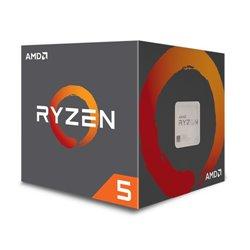 AMD CPU PINNACLE RIDGE RYZEN 5 1600X 3,60GHZ AM4 19MB CACHE 95W SENZA DISSIPATORE YD160XBCAEWOF