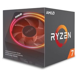 AMD CPU PINNACLE RIDGE RYZEN 7 2700X 3,70GHZ AM4 20MB CACHE 105W WRAITH PRISM COOLER YD270XBGAFBOX