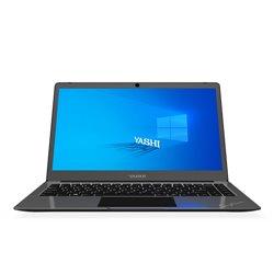 """YASHI YP1410 notebook/portátil Cinzento 35,8 cm (14.1"""") 1920 x 1080 pixels 8th gen Intel® Core™ i7 i7-8550U 16 GB DDR4-SDRAM 1"""