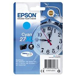 EPSON CART. INK CIANO 27XL SERIE SVEGLIA PER WF-7620
