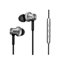 Xiaomi Mi In-Ear Headphones Pro HD auricular para telemóvel Binaural Intra-auditivo Prateado ZBW4369TY