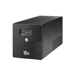 iTek WalkPower 1000 uninterruptible power supply (UPS) 1000 VA 600 W 4 AC outlet(s) ITUWP1K