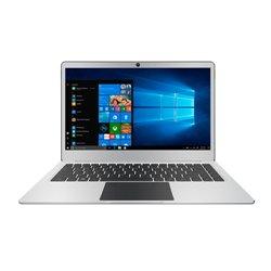 Trekstor Primebook P14 Silber Notebook 35,8 cm (14.1 Zoll) 1920 x 1080 Pixel Intel® Celeron® N3350 4 GB 64 GB 34845