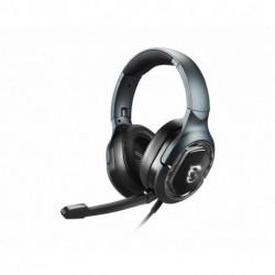 MSI Immerse GH50 auricular con micrófono Diadema Binaural Negro S37-0400020-SV1