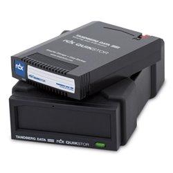 TANDBERG KIT DISPOSITIVO ESTERNO RDX USB3+ AUTOALIMENTATO CON CARTUCCIA BACKUP 1TB (SUPPORTO WINDOWS BACKUP E APPLE TIME MACHINE