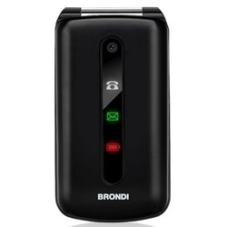 "Brondi President 7.62 cm (3"") 130 g Black Feature phone 10275070"