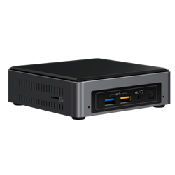 INTEL MINI PC NUC I5-7260U 2,20GHZ HD620 M.2