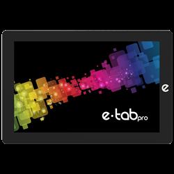 Microtech e-tab Pro 64 GB 3G 4G Negro ETP101WL64/64W2