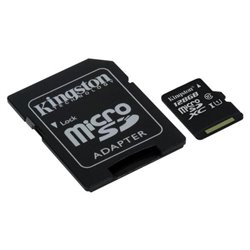 Kingston Technology Canvas Select Speicherkarte 128 GB MicroSDXC Klasse 10 UHS-I SDCS/128GB