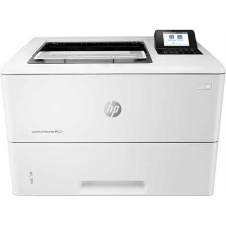 HP STAMPANTE LASER M507DN B/N A4 45PPM FRONTE/RETRO ETHERNET/USB 1PV87A
