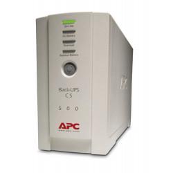 APC Back-UPS sistema de alimentación ininterrumpida (UPS) En espera (Fuera de línea) o Standby (Offline) 500 VA 300 W 4 BK500EI