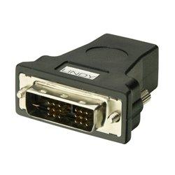 LINDY ADATTATORE HDMI/DVI-D, F/M 41228