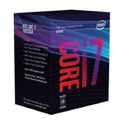 INTEL CPU COFFEE LAKE I7-8700 6 CORE 3.20GHZ SOCKET LGA1151 12MB CACHE BOXED BX80684I78700