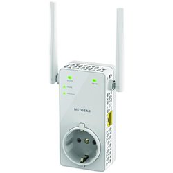 NETGEAR RANGE EXTENDER / ACCESS POINT AC1200 DUALBAND 2 ANTENNE ESTERNE PASSTHROUGH