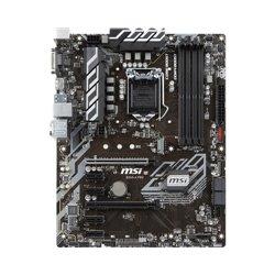MSI MB B360-A PRO ATX LGA1151 8TH GEN DDR4 PCI-EX1/16 M.2 SATA3 USB3.1 PRO SERIES