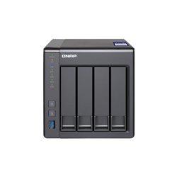 QNAP NAS TOWER 4BAY 2,5/3,5 SATA 2GB 10GBE SFP+