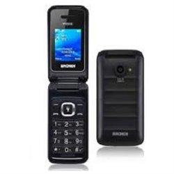 """Brondi Fox 4,5 cm (1.77"""") 74 g Noir Téléphone numérique 10273850"""