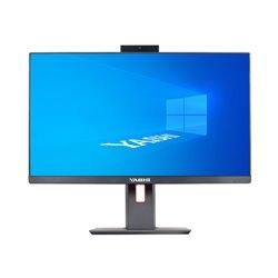 """YASHI AY24970 All-in-One PC/workstation 61 cm (24"""") 1920 x 1080 pixels 9th gen Intel® Core™ i7 8 GB DDR4-SDRAM 480 GB SSD Black"""