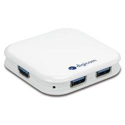Digicom HUSB30P-G02 5000 Mbit/s Weiß 8E4521