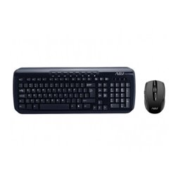 Adj KW118 teclado RF inalámbrico QWERTY Italiano Negro 520-00018