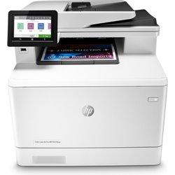HP MULTIF. LASER JET M479FNW COLORE A4 27PPM USB/LAN/WIFI 3IN1 - GAR. 3 ANNI INCL. REGISTRANDO PRODOTTO