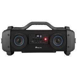 NGS CASSA BLUETOOTH PORTATILE 200W USB/AUX/RADIO FM