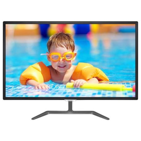 "PHILIPS MONITOR 31,5"", W-LED IPS, 16:9, 1920X1080, 5MS, 250 CD/M, VGA, DVI-D, HDMI, MULTIMEDIALE"