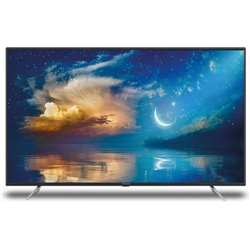 "Strong 55UB6203 TV 139,7 cm (55"") 4K Ultra HD Smart TV Wi-Fi Preto, Prateado"