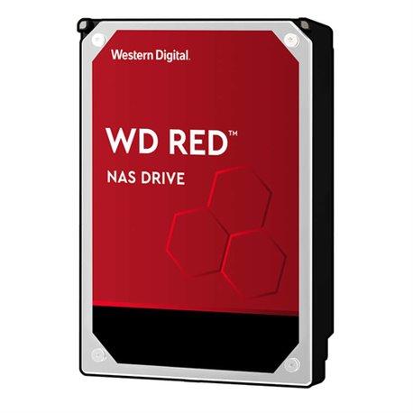 WESTERN DIGITAL HDD 2TB RED 3,5 SATAIII 6GB/S