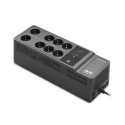 APC Back- 650VA 230V 1 USB charging port(Offline-) USV UPS Em espera (Offline) 400 W BE650G2-GR