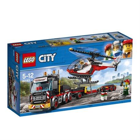 LEGO 60183 Schwerlasttransporter