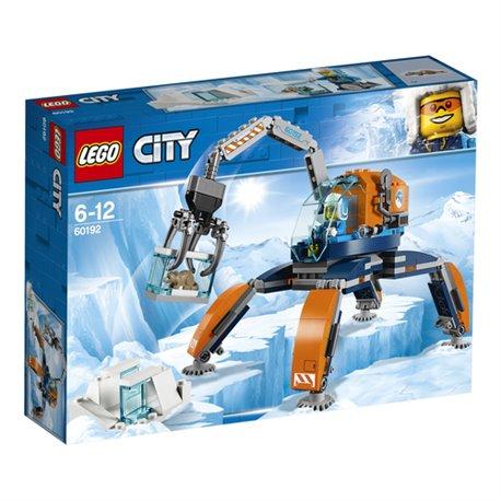 LEGO CITY: GRU ARTICA 60192