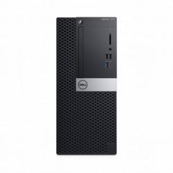 DELL OptiPlex 7070 9na generación de procesadores Intel® Core™ i7 i7-9700 8 GB DDR4-SDRAM 256 GB SSD Negro Mini Tower PC 3Y1FG