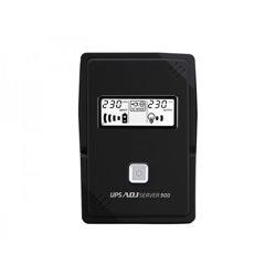 Adj 650-00900 Unterbrechungsfreie Stromversorgung (UPS) 900 VA 630 W 3 AC-Ausgänge