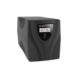 Adj 650-02002 Unterbrechungsfreie Stromversorgung (UPS) Standby (Offline) 2000 VA 1230 W 6 AC-Ausgänge
