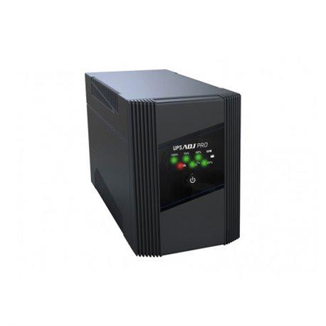 Adj 650-02101 sistema de alimentación ininterrumpida (UPS) En espera (Fuera de línea) o Standby (Offline) 2100 VA 1320 W 6 salid