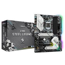 ASROCK MB Z390 STEEL LEGEND LGA 1151 4DDR4 64GB