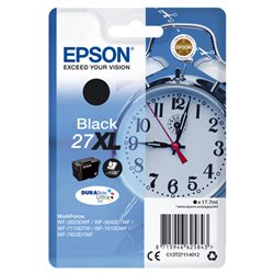 EPSON CART. INK NERO 27XL SERIE SVEGLIA PER WF-7620