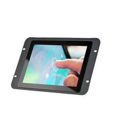 Hannspree Open Frame HO 101 DTB 25,6 cm (10.1 Zoll) LED WXGA Touchscreen Schwarz HO101DTB