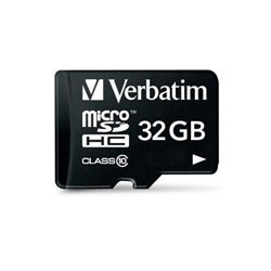 Verbatim Premium cartão de memória 32 GB MicroSDHC Classe 10 44083