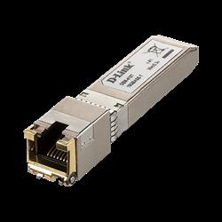 D-Link DEM-410T module émetteur-récepteur de réseau Cuivre 10000 Mbit/s SFP+