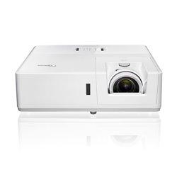 OPTOMA VIDEOPROIETTORE ZH606E-W 6300 LUMEN CONTR 300.000:1 FHD IP6X HDMI VGA FULL3D (BIANCO)